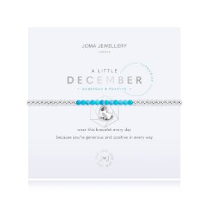 Joma Jewellery A Little December Turquoise