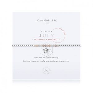 Joma Jewellery A Little July Sunstone