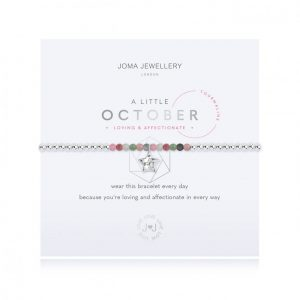 Joma Jewellery A Little October Tourmaline